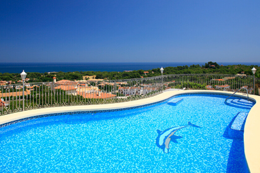 Traumhafte villa in Dénia verkauft