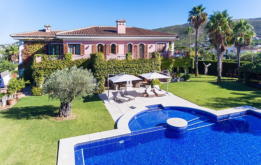 Villa Verona - Italy reaches the Costa Blanca