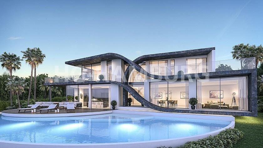 Villa in Jávea - New builds - HG Hamburg