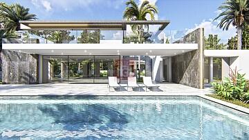 Villa in Dénia - New build - HG Hamburg
