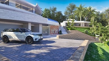 Villa in Ibiza - New build - HG Hamburg