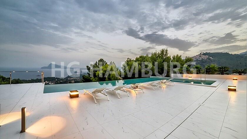 incredible villa in Altea - HG Hamburg