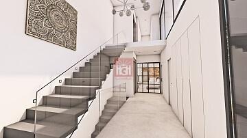 Villa en Benissa - Obra nueva - HG Hamburg