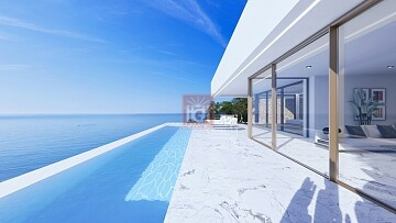 Penthouse in Altea - New builds - HG Hamburg