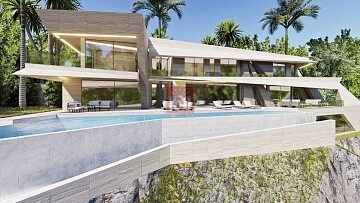 New build project in Javea - HG Hamburg