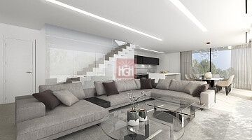 New build project in Moraira  - HG Hamburg