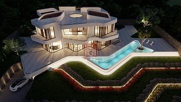 Villa  in Jávea - Neubau  - HG Hamburg