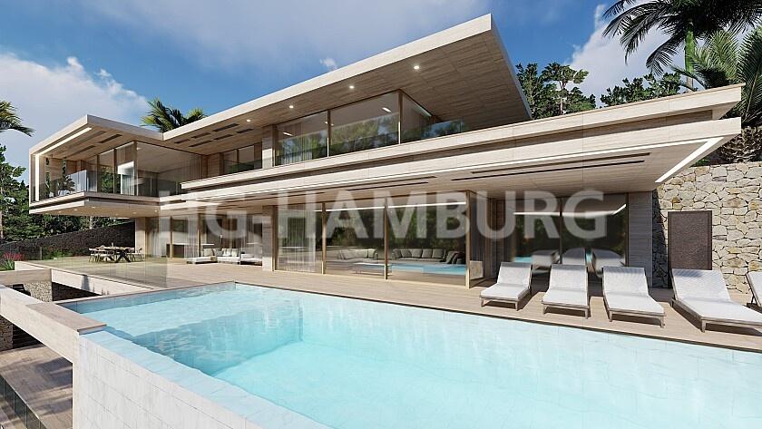 Villa  in Javea, Jávea - HG Hamburg