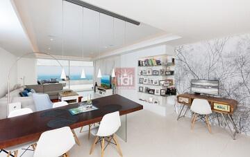 Kokettes Penthouse in cumbre del sol - HG Hamburg