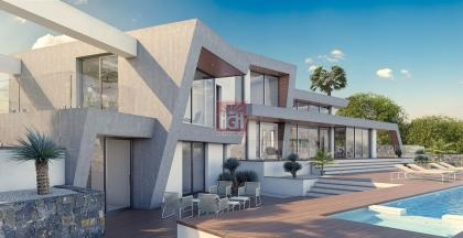 Villa en Jávea - Obra nueva - HG Hamburg