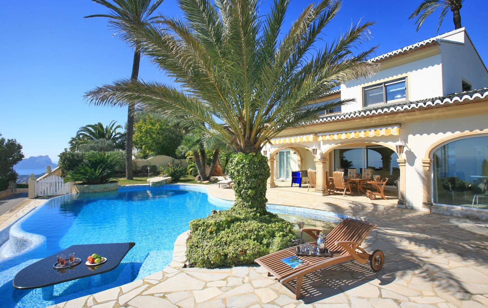 Royal Flush Villa  Moraira