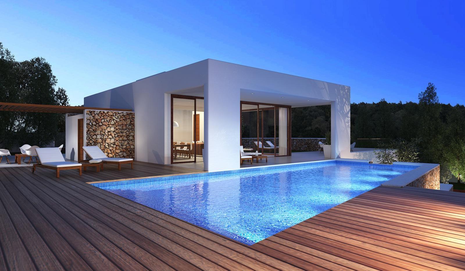 hg hamburg la finca 3 schlafzimmer villa i j vea. Black Bedroom Furniture Sets. Home Design Ideas