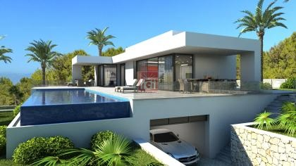 Villa  in Algas, Dénia - HG Hamburg